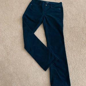 Loft Modern Straight pants